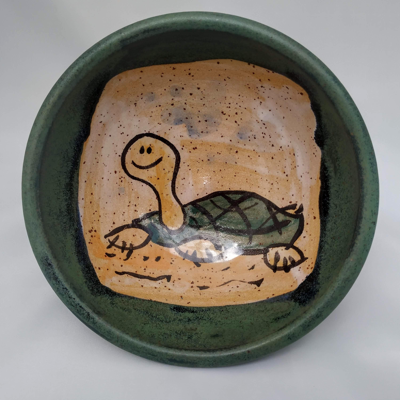 Kinderschale Schildkröte