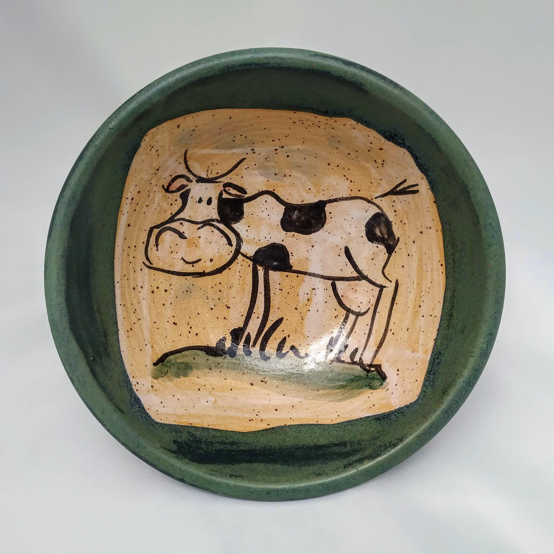 Kinderschale Kuh