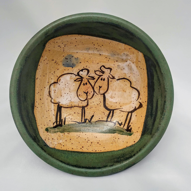 Kinderschale Schaf